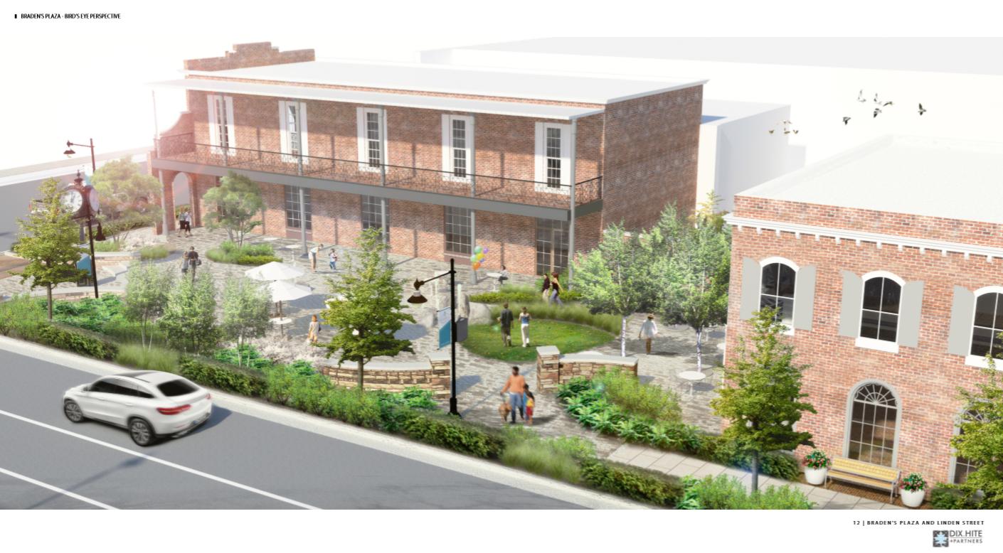 New design for Main Street in Trussville revealed