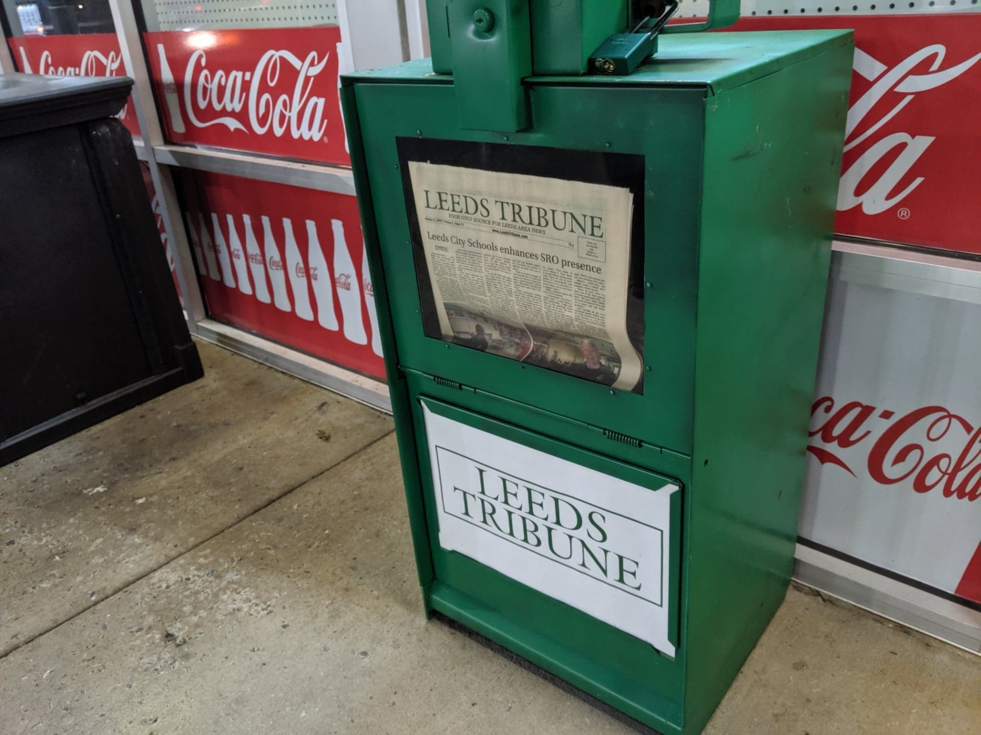 The Trussville Tribune acquires The Leeds Tribune, expands coverage to Moody