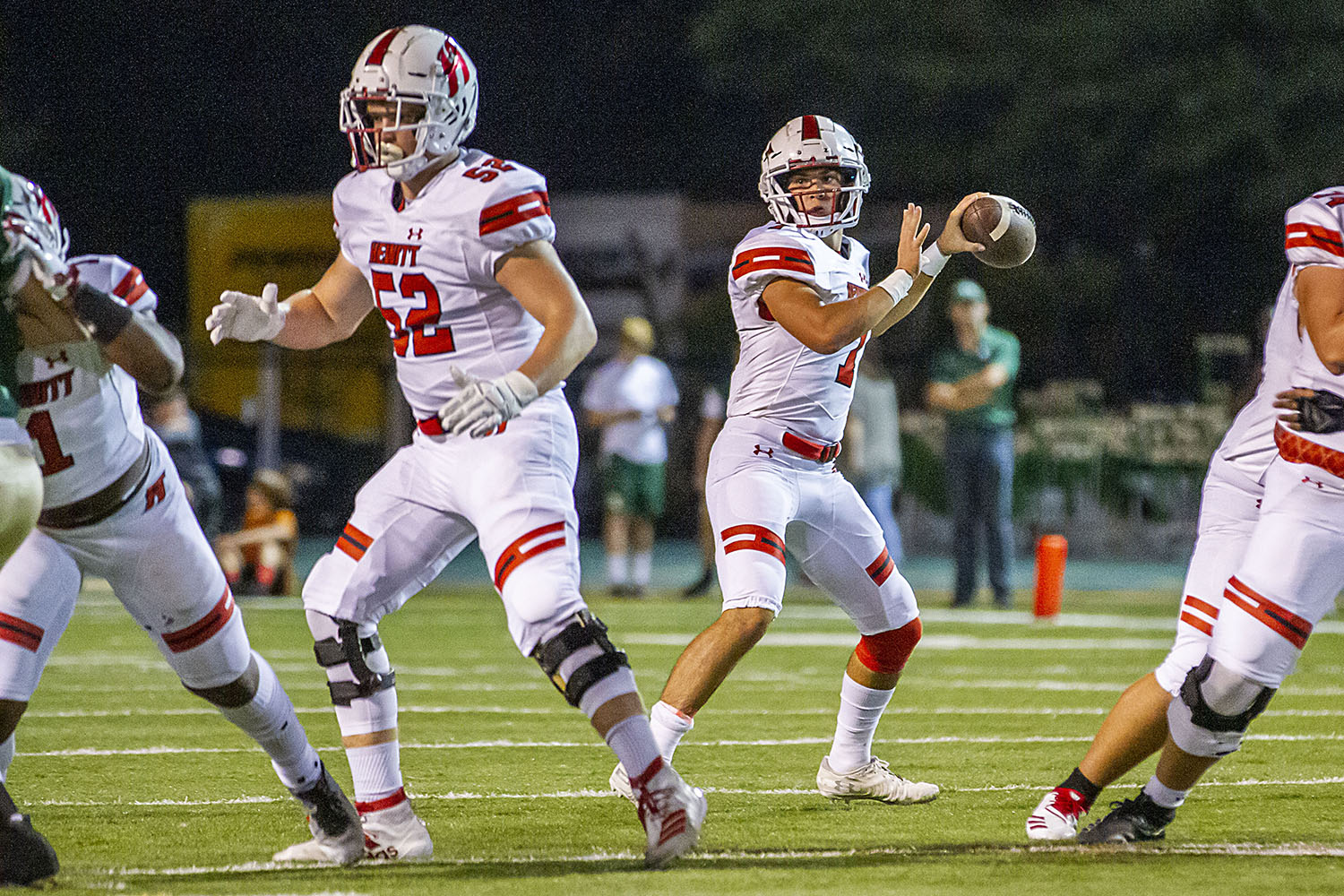 Saraland cancels Week 1 game at Hewitt-Trussville