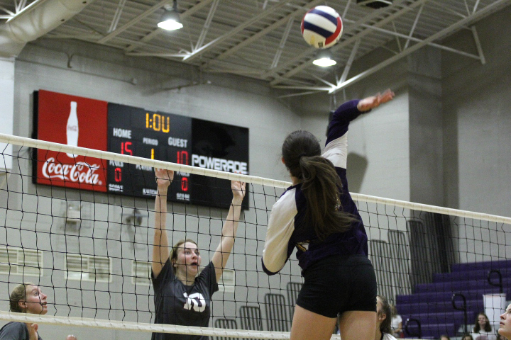Springville volleyball falls in opening round of Class 5A North Super Regional