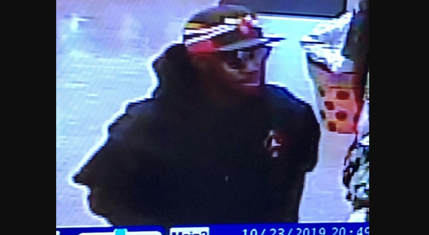 Man wanted in connection to Odenville Drugs robbery