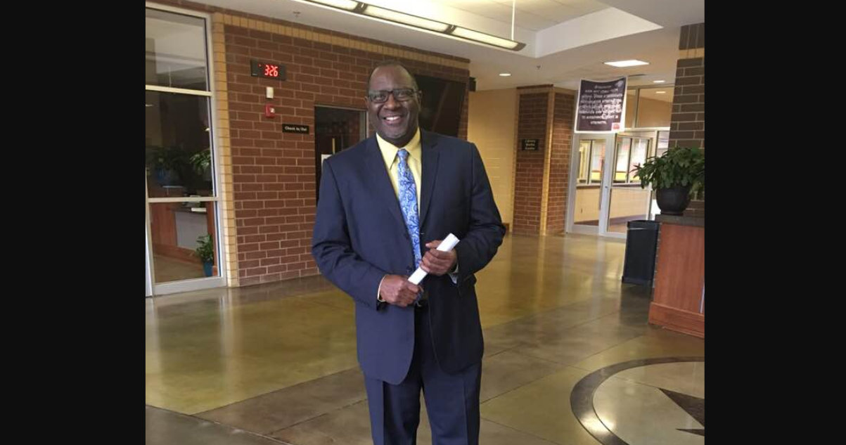 2020 Trussville Tribune's Person of the Year: Center Point High School Principal Van Phillips