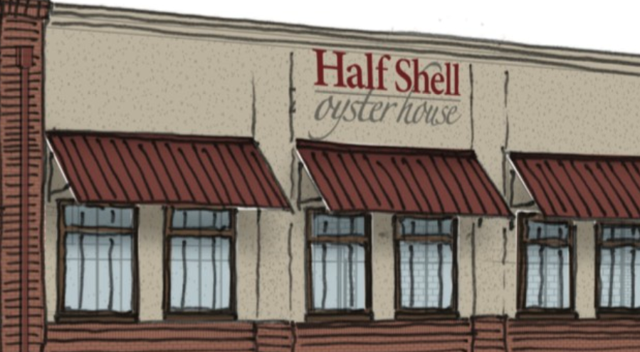 FIRST LOOK: Half Shell Oyster House