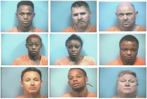 Prostitution stings in Shelby County nets 11 arrests, including 8 from Jefferson County