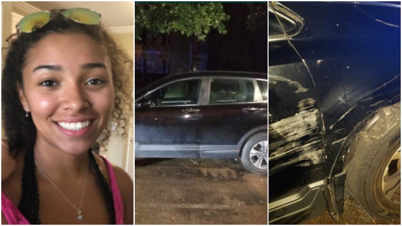 Auburn teen still missing, vehicle found damaged
