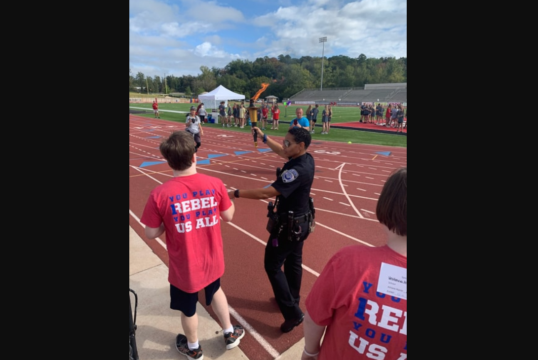 Alabama Special Olympics all-day event held in Trussville