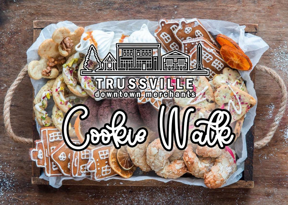Downtown Merchants participating in Trussville Downtown Cookie Walk