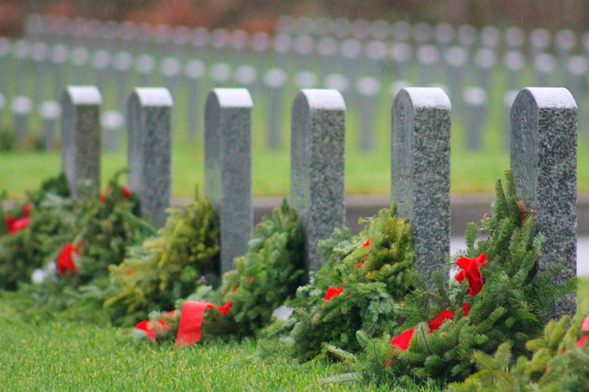 Wreaths Across America to honor fallen veterans at Jefferson Memorial Gardens