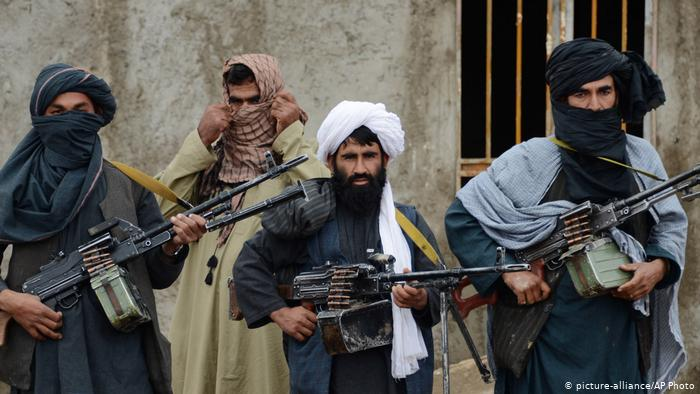Trump says Taliban peace talks back on months after abruptly halting them