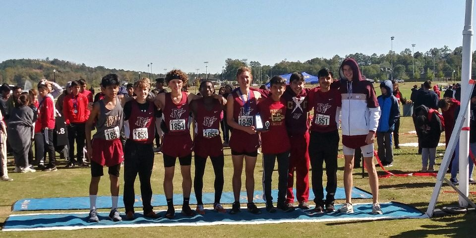 Pinson Valley places 4th at Class 6A, Section 5 meet, stamps ticket to state