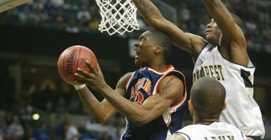 Former Auburn, NBA player Marquis Daniels in auto accident