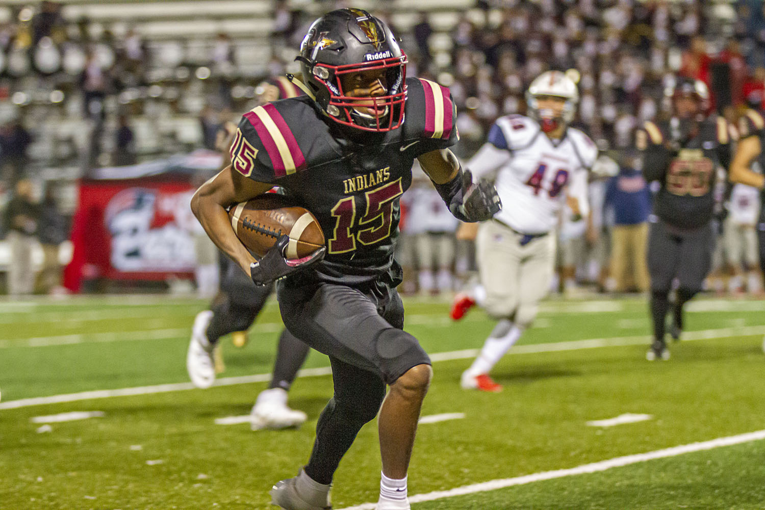 Pinson Valley keeps churning out dominant victories, travels to face Fort Payne in second round