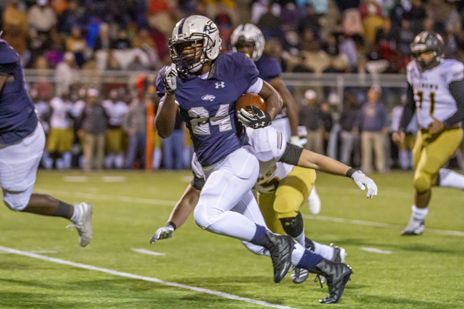 Quick Look: Oxford out for revenge as Clay-Chalkville looks to end Yellow Jacket's season for 3rd straight year