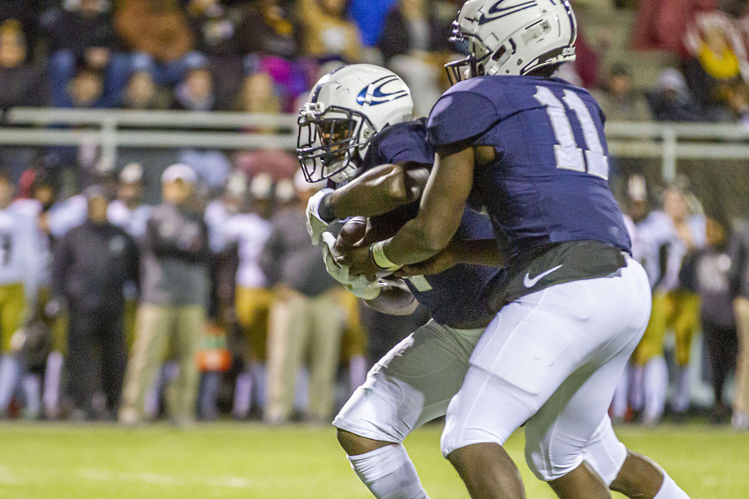 Oxford records first win over Clay-Chalkville in close to a decade, ends Cougars' season