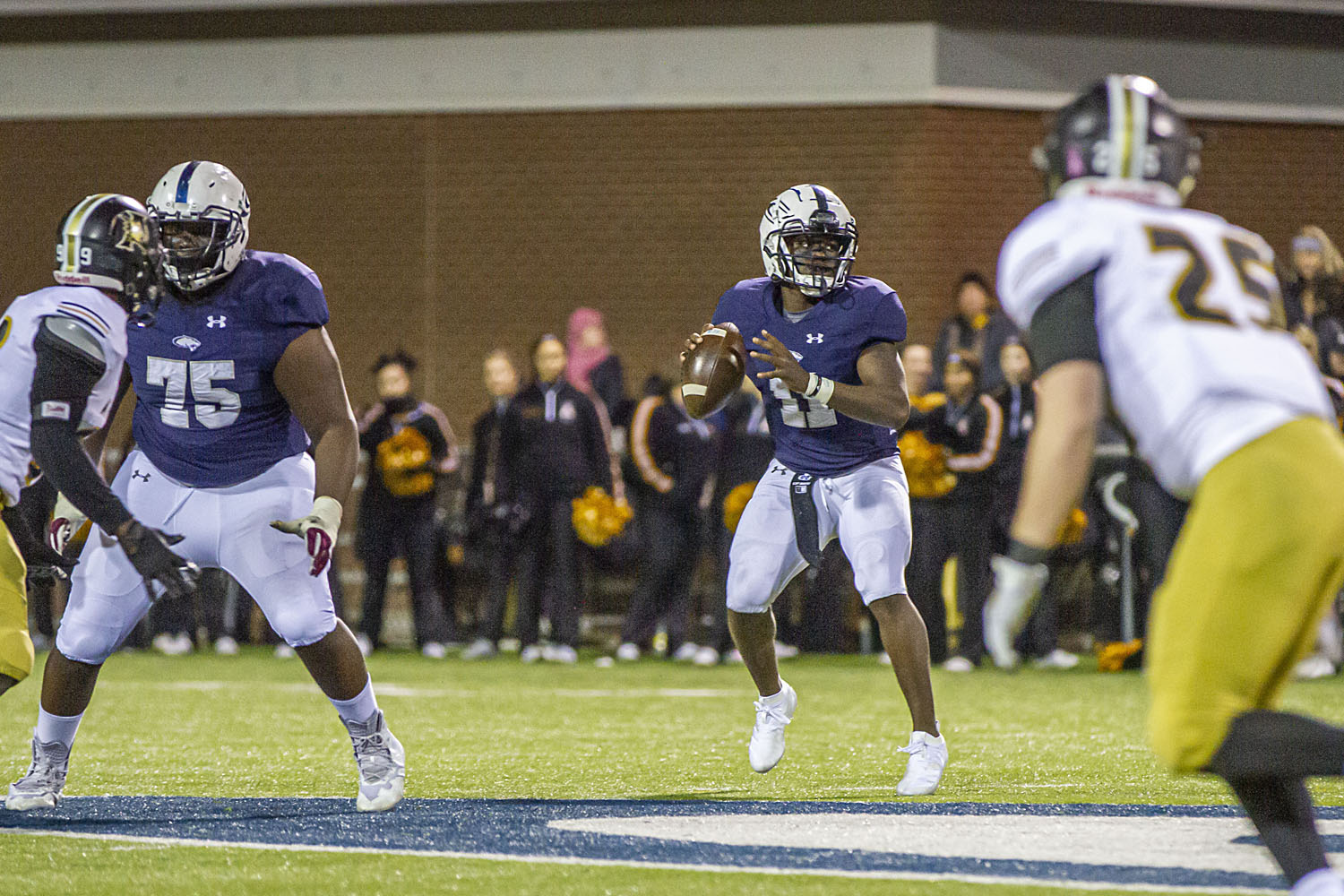 Clay-Chalkville looks to extend its nearly decade-long winning streak over Oxford as they face off in 3rd consecutive quarterfinal