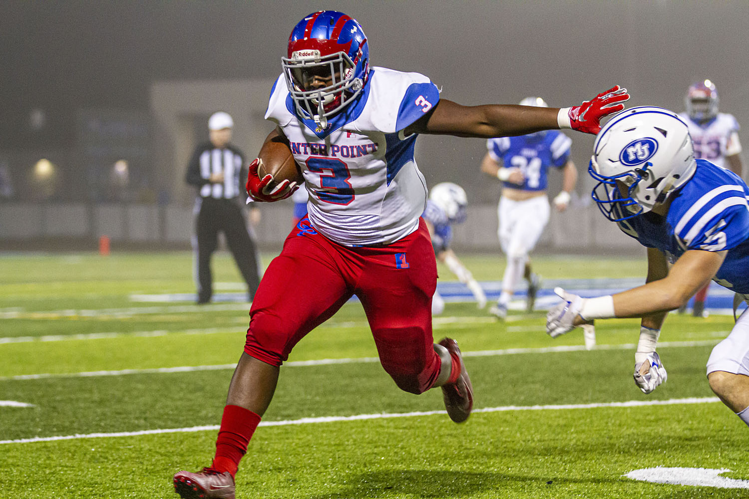 Center Point's run ends with loss to Mortimer Jordan in quarterfinals, concludes stellar season