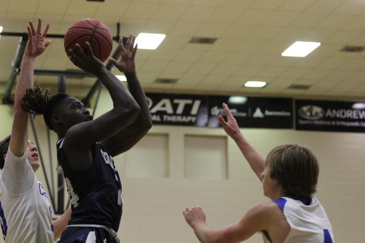 Clay-Chalkville boys' basketball overcomes sluggish start to blow past Chelsea