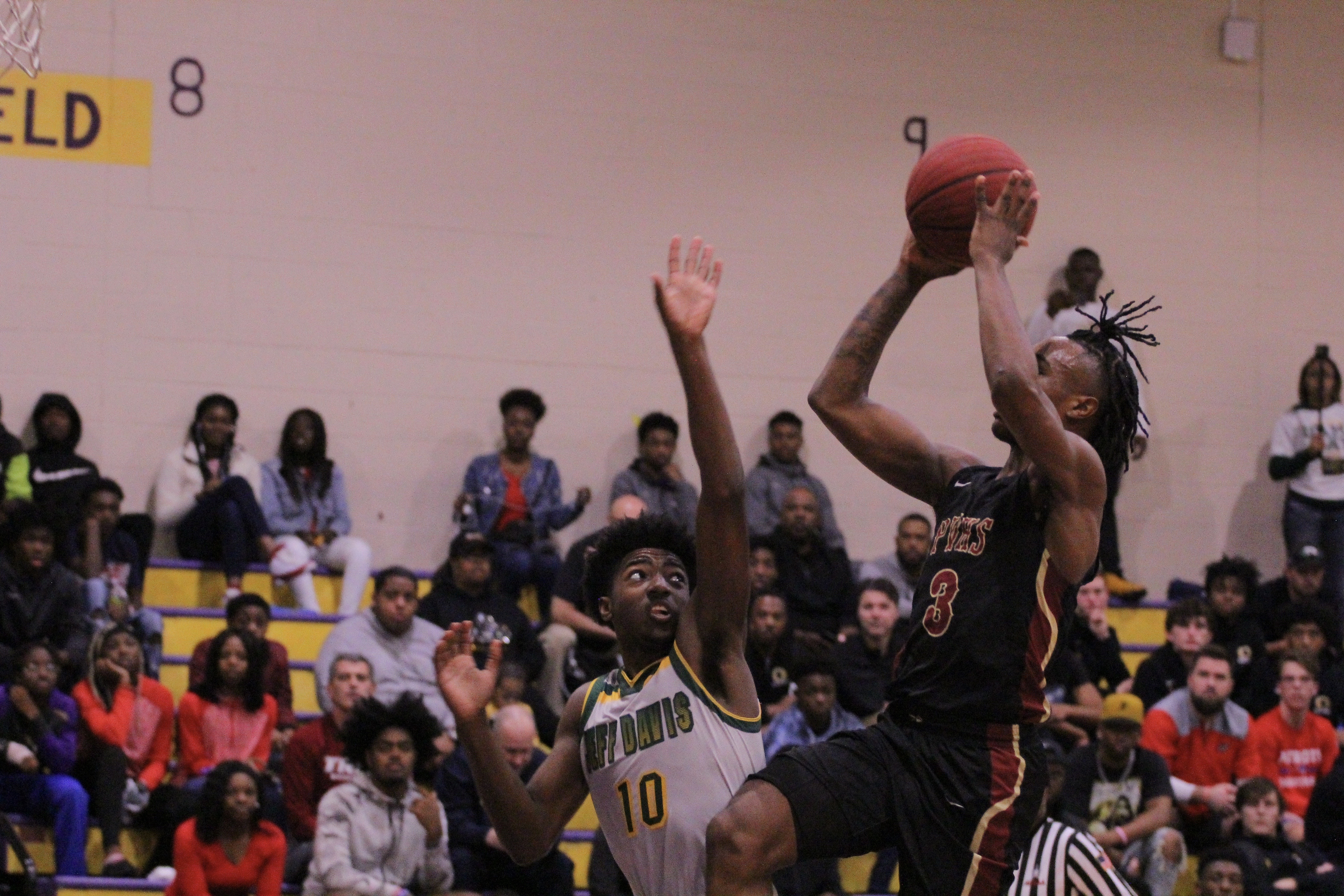 Pinson Valley's Kam Woods becomes one of the nation's top scorers