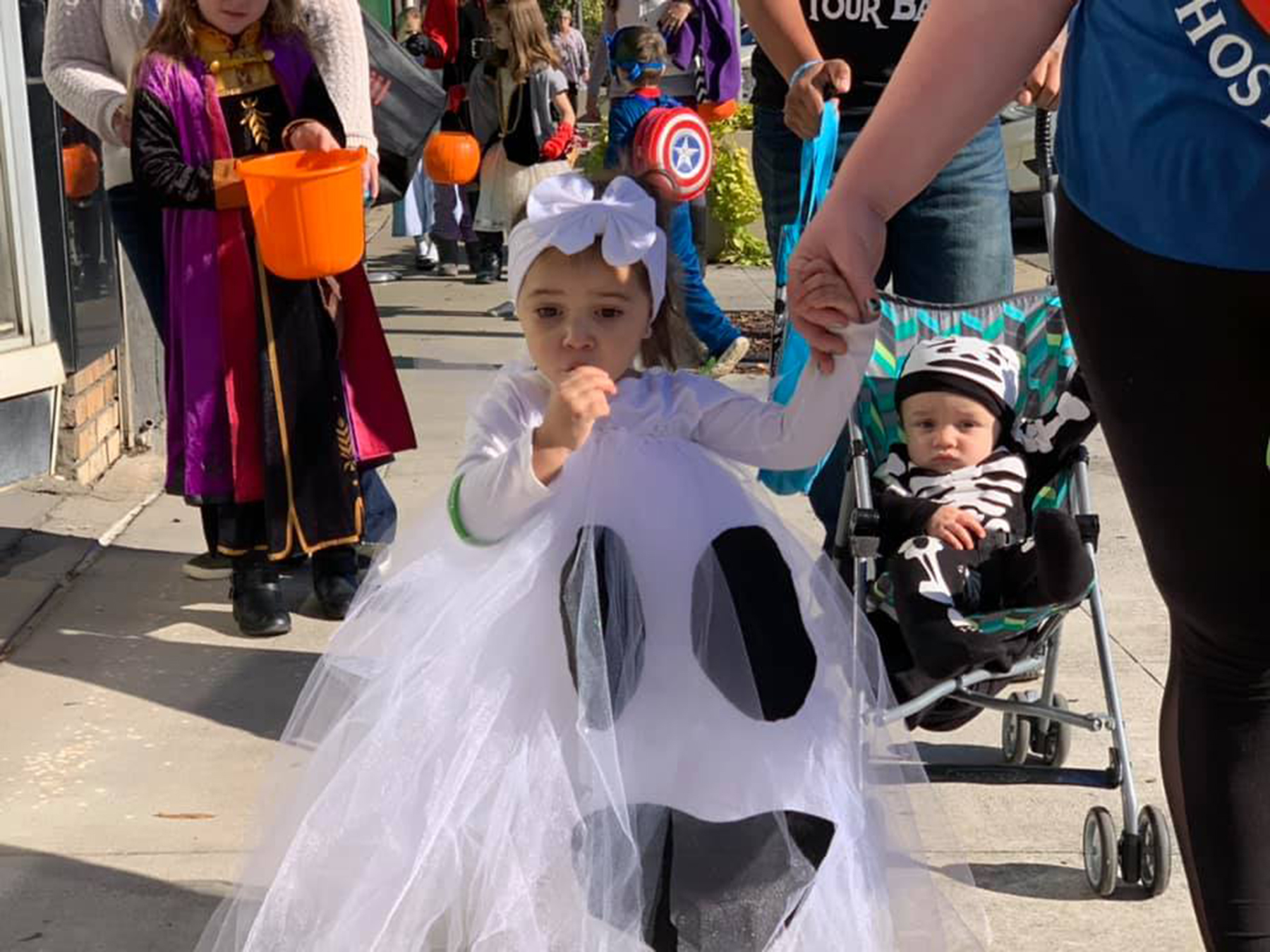 Businesses to participate in Leeds Downtown Trick r' Treat