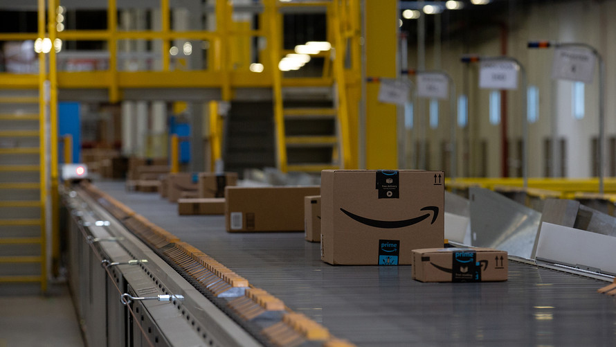 Amazon workers in bid to unionize at Jefferson County warehouse