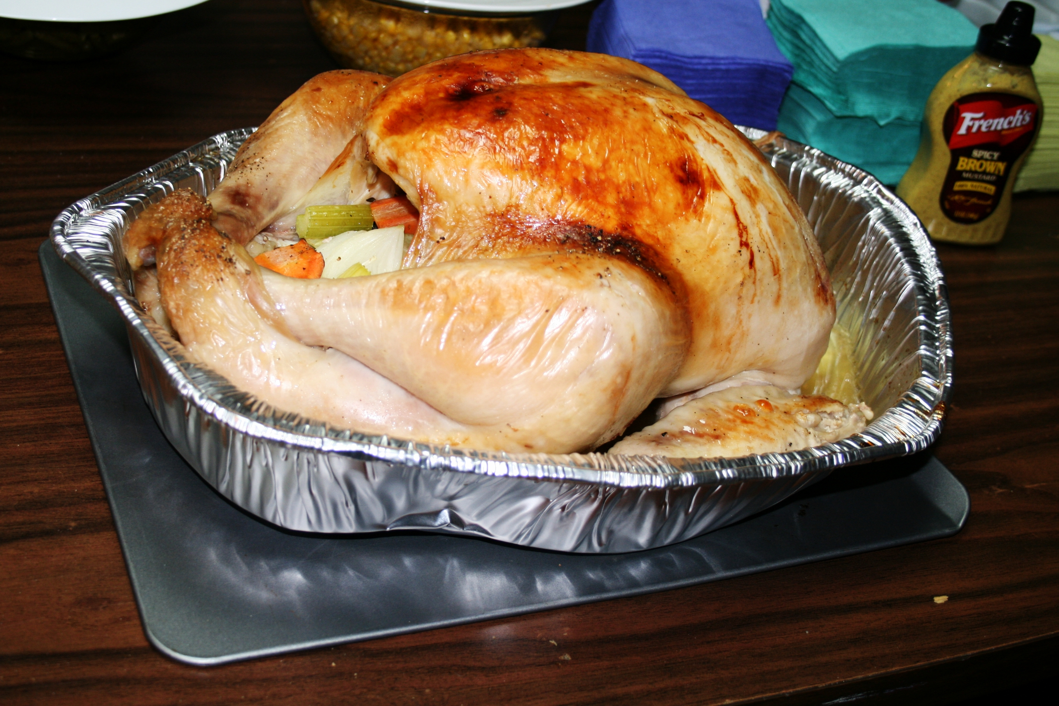 Thanksgiving Turkey safety: Even when using your InstaPot