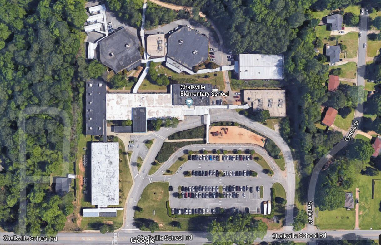 Lock-down lifted at Chalkville Elementary School after man found with weapon near school taken into custody