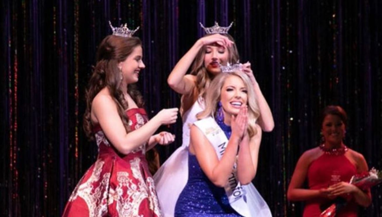 Trussville native Madison Ward crowned Miss Samford