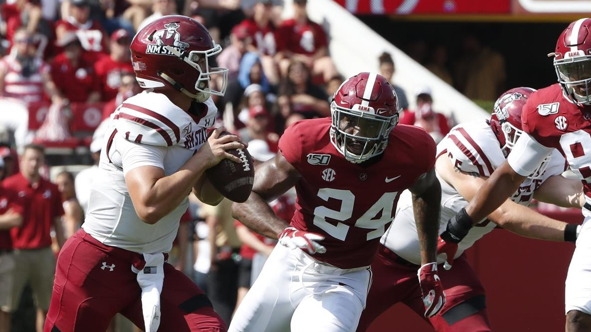 Alabama to be without 2 NFL defensive prospects against Michigan in Citrus Bowl