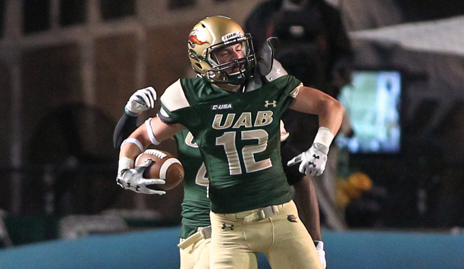 UAB cancels 2nd football game due to COVID-19