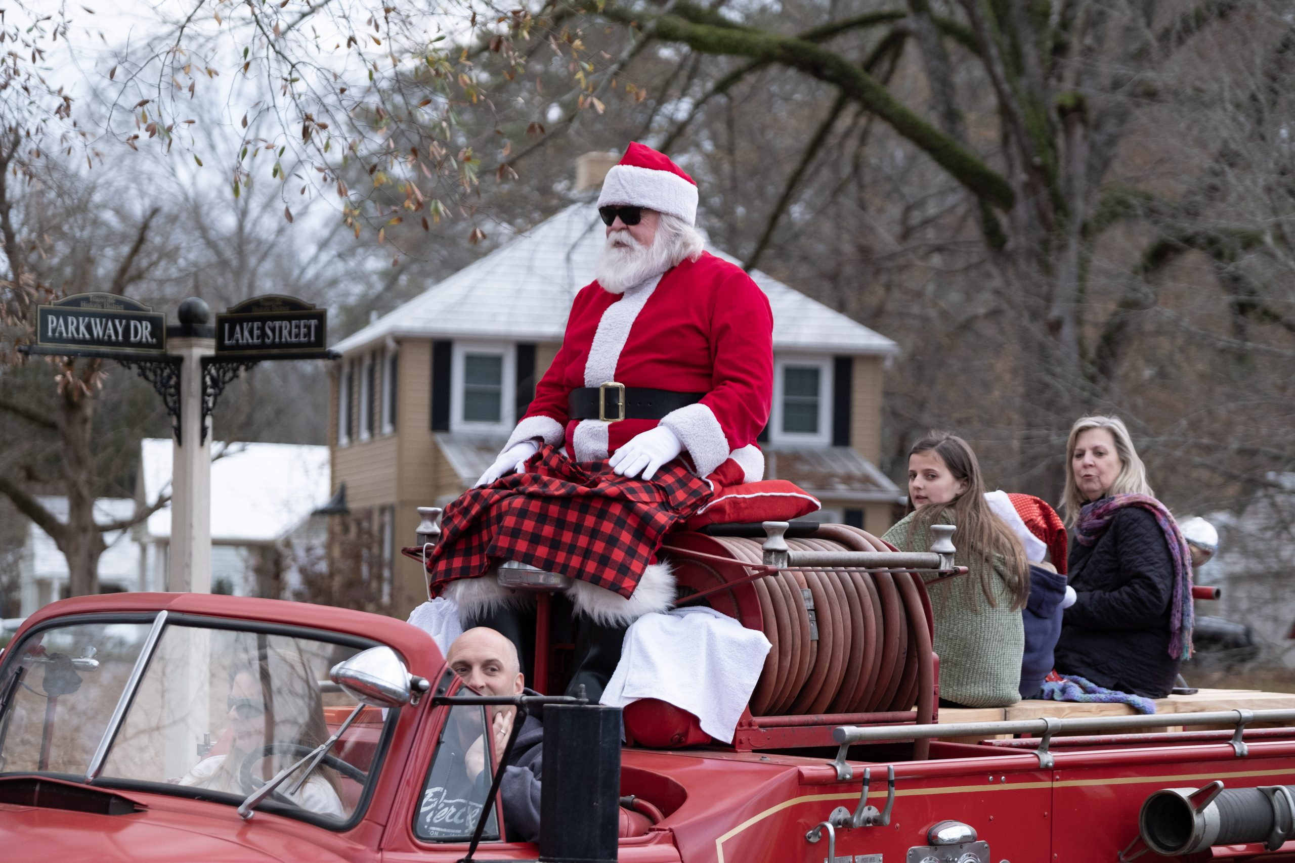 Mark your calendars: Trussville's Christmas tree lighting and parade scheduled