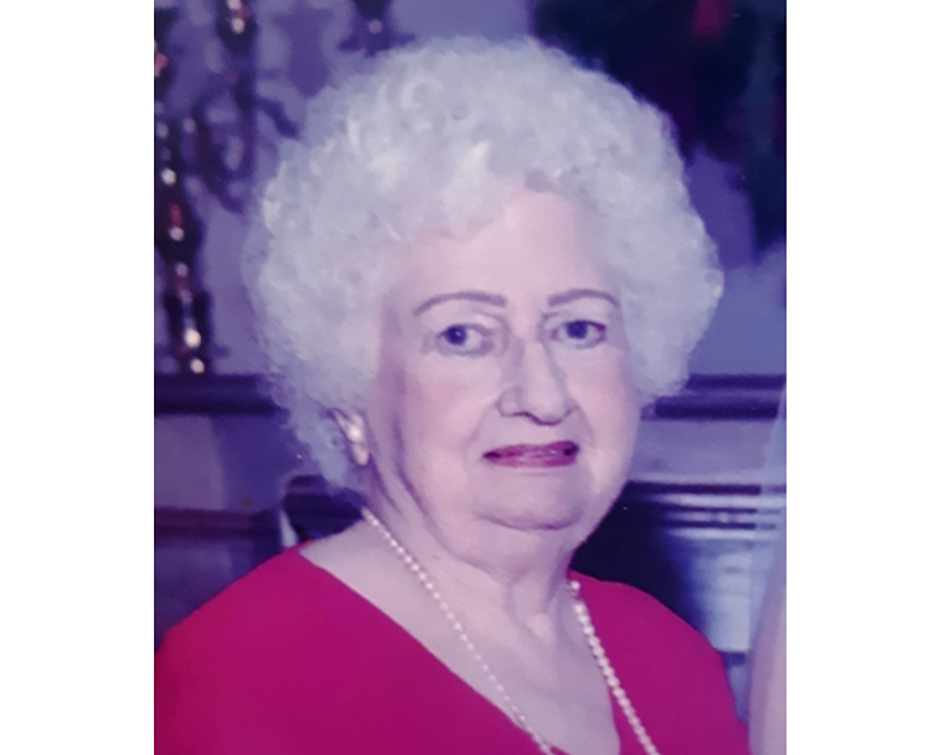 Obituary: Nell Frances (Dickinson) Bell