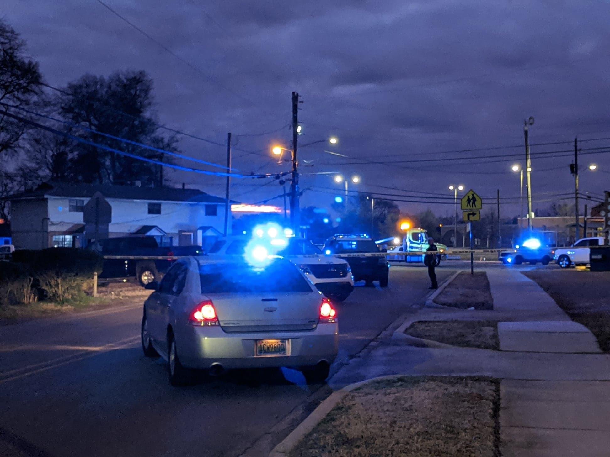 5-year-old shot, killed in Birmingham, suspect in custody