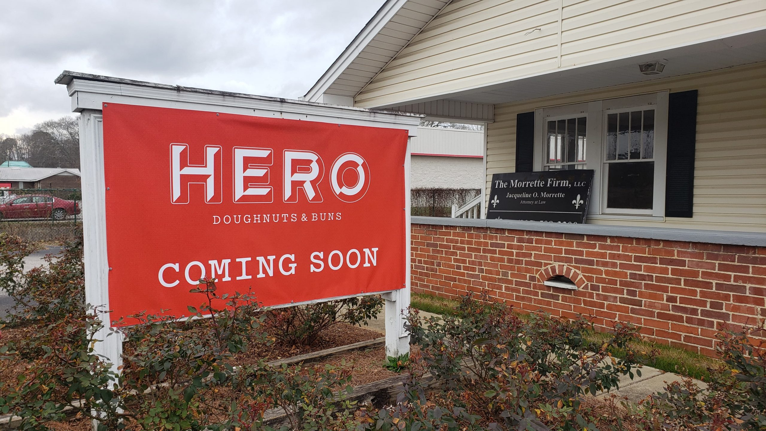 Hero Doughnuts & Buns coming soon to Trussville