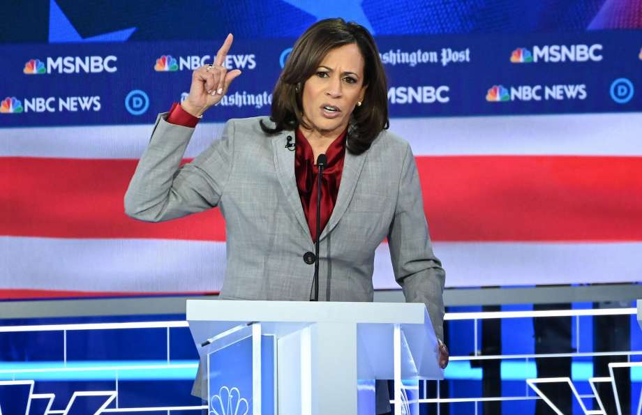 Kamala Harris ends Democratic presidential campaign