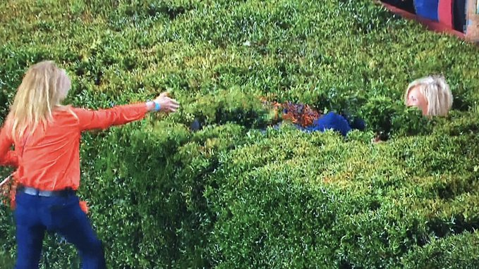 Iron Bowl ends with riveting battle between women and hedge
