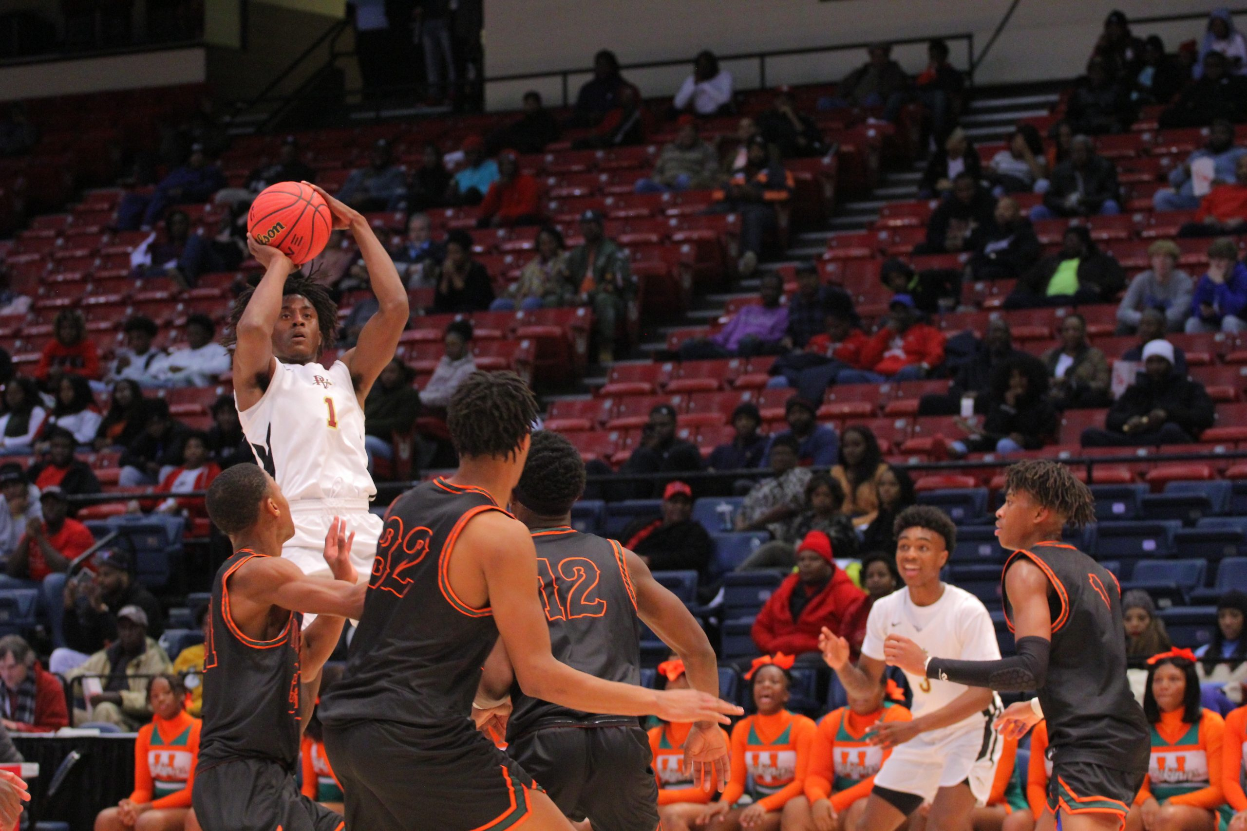 Clay-Chalkville girls, Pinson Valley boys travel to JSU with Elite Eight berth on the line
