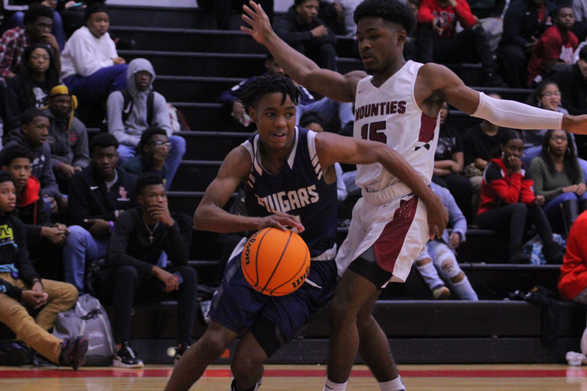 Shades Valley buries Clay-Chalkville behind buzzer-beating 3-pointer in overtime at Choo-Choo Christmas Classic