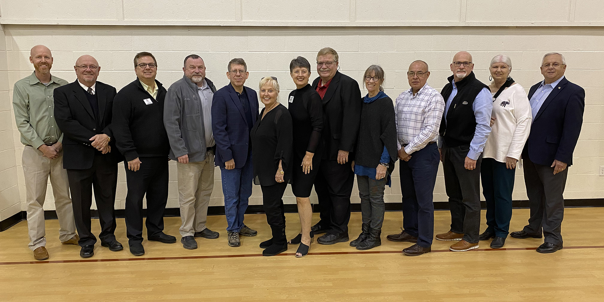Individuals and businesses recognized at Leeds Area Chamber of Commerce Luncheon