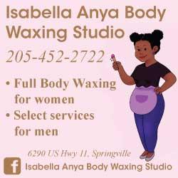 Isabella Anya Body Waxing Studio