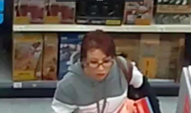 Trussville Police Department searching for woman who used stolen checks at area store