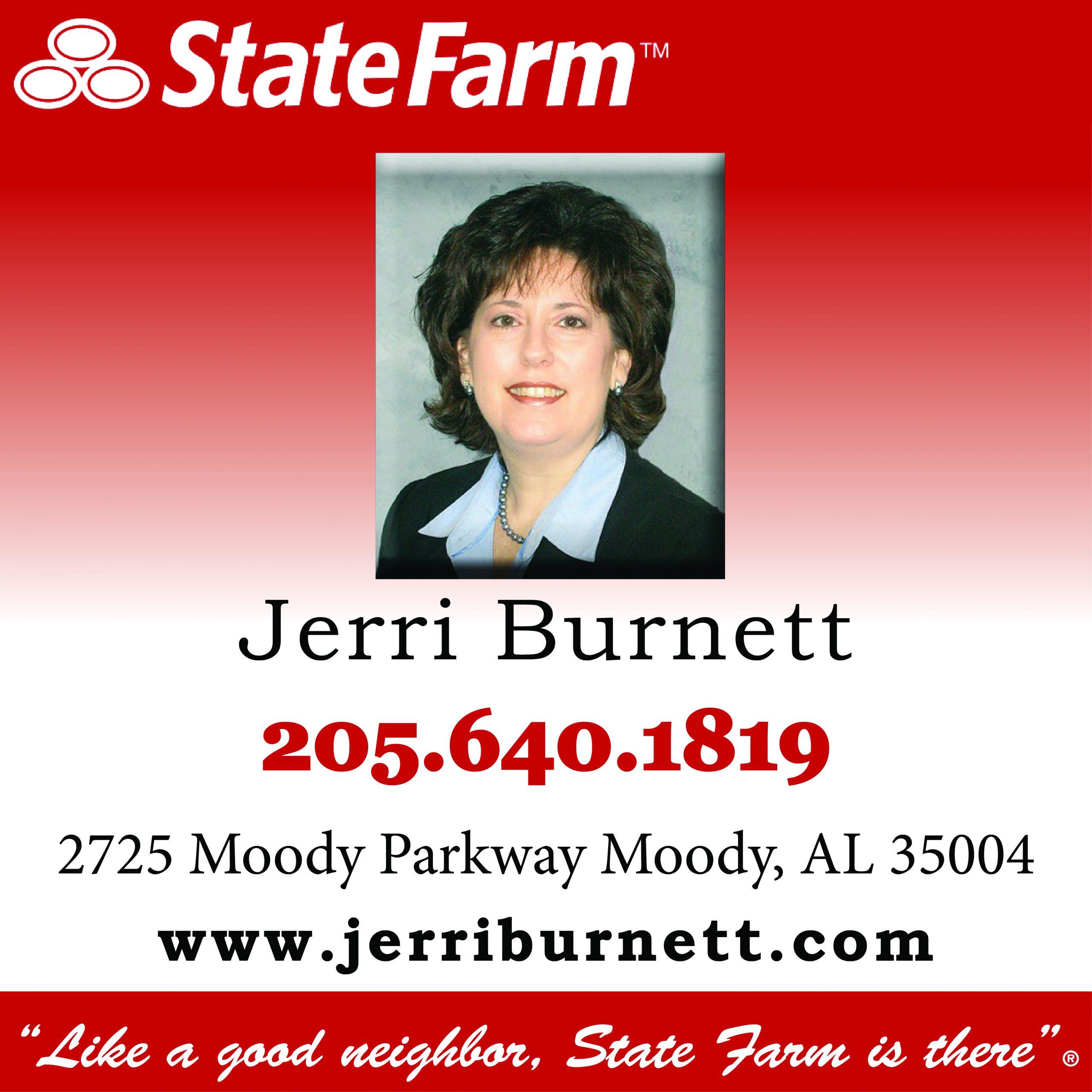 Jerri Burnett - State Farm