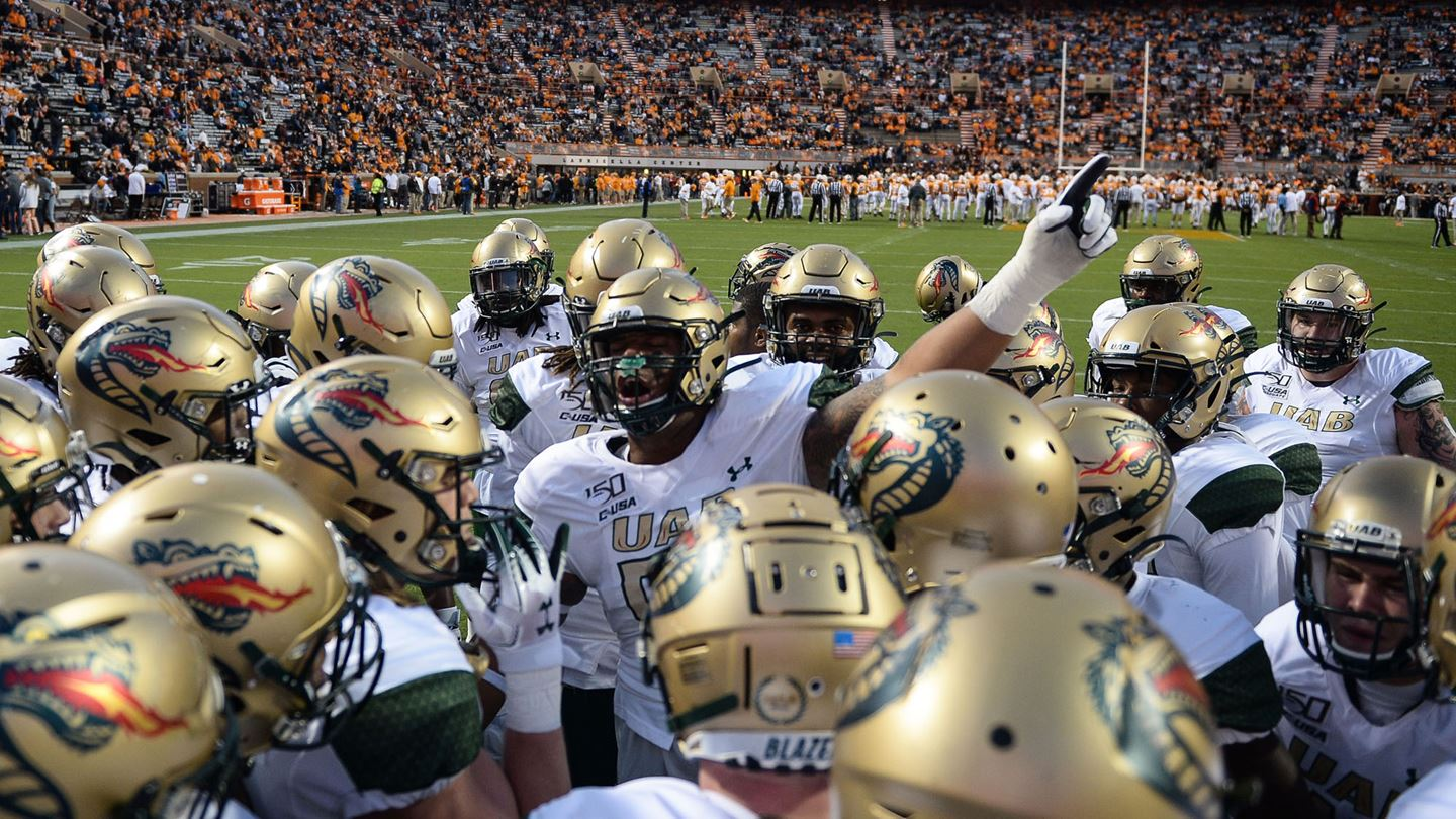 UAB will offer only mobile tickets to sporting events this year
