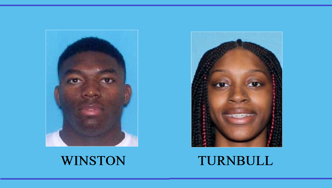 CRIME STOPPERS: 2 wanted by Trussville PD on identity theft charges