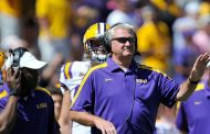 Under weight of family tragedy, LSU coach Steve Ensminger crafts big win in Peach Bowl playoff semifinal