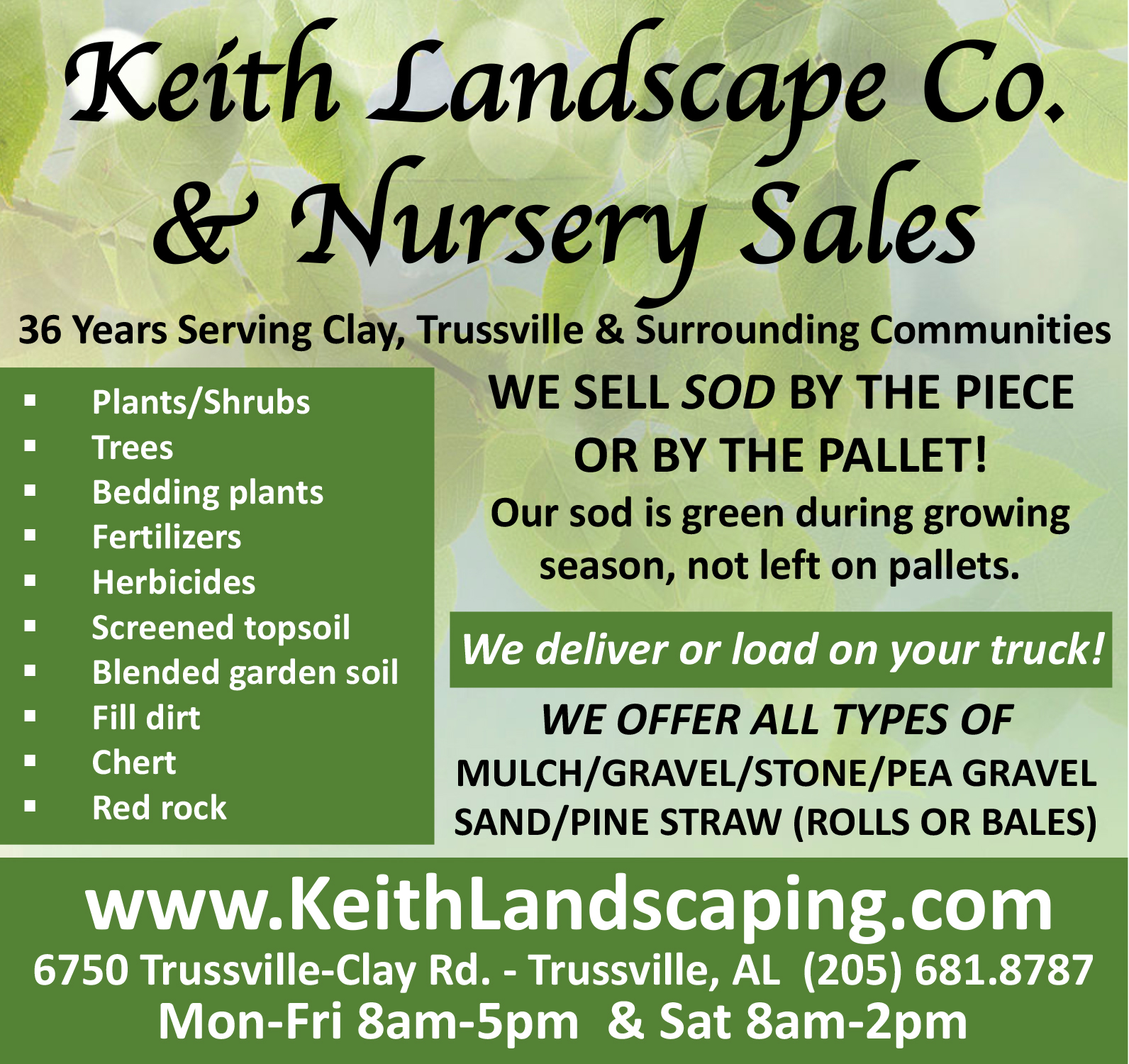 Keith Landscaping