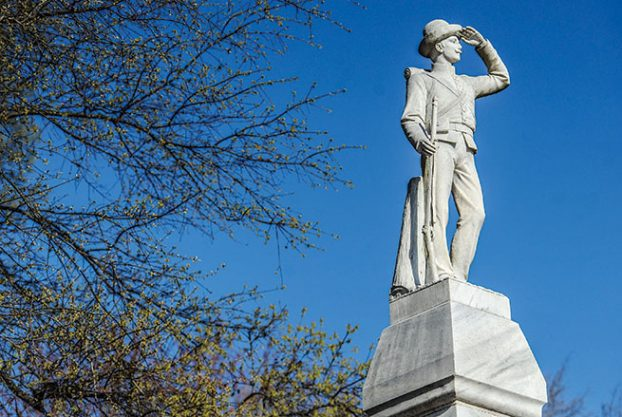 Board considers plan on moving Ole Miss Confederate monument