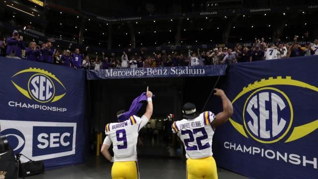 SEC football set to leave CBS after 2023 season; ESPN/ABC projected to be new home