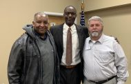 Trussville Rotary Daybreak Club welcomes Alabama Sports Hall of Famer, former NBA player Buck Johnson
