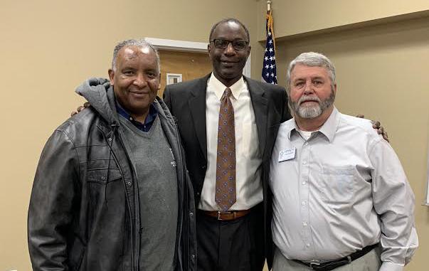 Trussville Rotary Daybreak Club welcomes Alabama Sports Hall ofFamer, former NBA player Buck Johnson