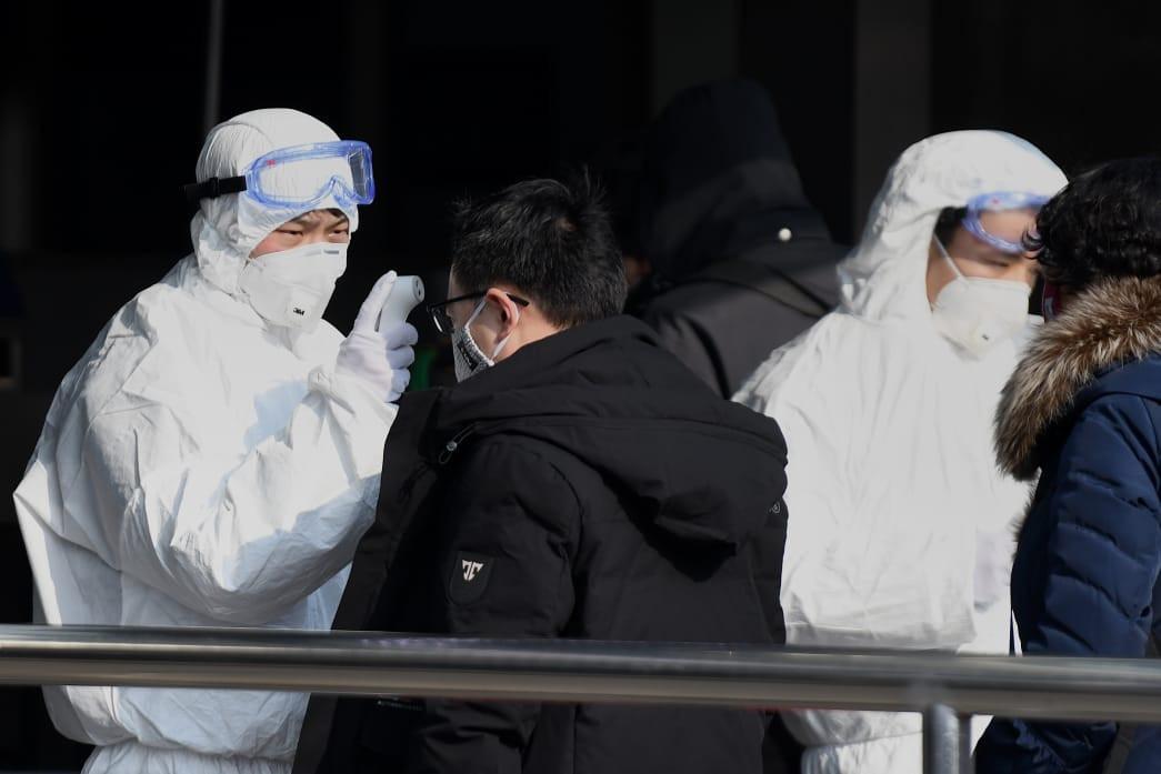 Coronavirus death toll in China rises as US prepares evacuation